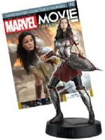 Marvel Movie Collection #12 - Lady Sif - Figurine & Magazine
